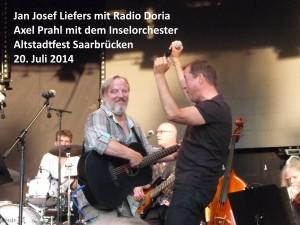Saarbrücken Konzertbericht