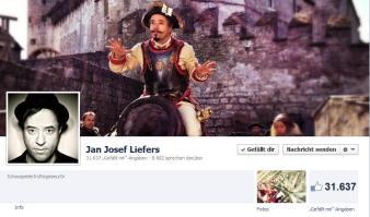 Die Facebook-Gemeinde steuert nun Ende des Jahres mit großen Schritten auf die 32.000 zu.