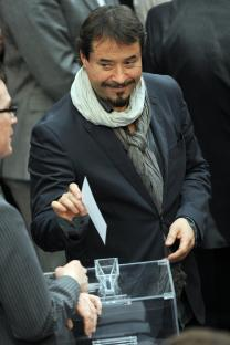Jan war im März als Wahlmann für die Bundesversammlung bestimmt worden, die den Bundespräsident Joachim Gauck wählte.