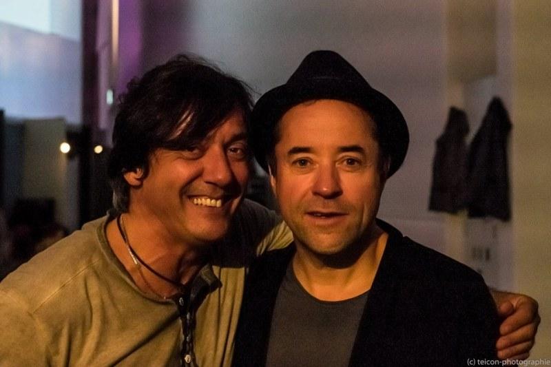 Graziano + Jan Klang und Leben