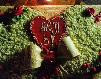 Anfang August gab es für Jan gleich zwei Dinge zu feiern: seinen 8. Hochzeitstag mit Anna und seinen 48. Geburtstag.