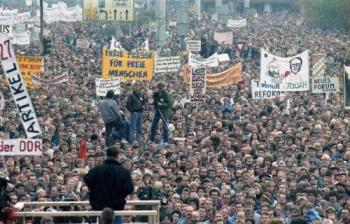 Demo Alexanderplatz 1989