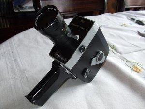 Zenit Quarz 8 Kamera