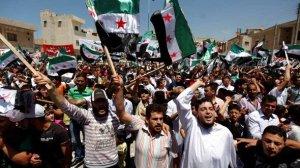 syrien-proteste