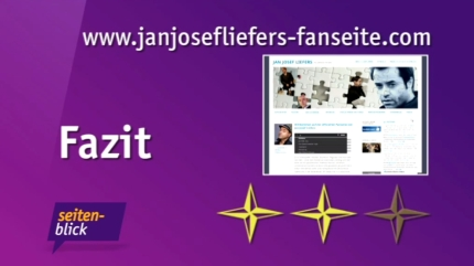 12. Februar: janjosefliefers-fanseite.com goes TV (Artikel: https://janjosefliefers-fanseite.com/2014/02/12/janjosefliefers-fanseite-com-goes-tv/)