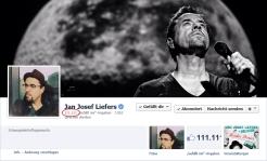 11. April: Passenderweise an diesem Datum tummeln sich 111.111 Follower auf Jans Facebookseite