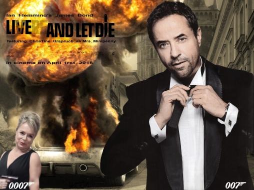 """Wir hatten nur den anderen Bond gepostet, weil wir uns nicht wiederholen wollten. Aber wenn das im zweiten Bild nicht die beste """"Bond-marschiert-nach-vollbrachter-Arbeit-lässig-von-einem-Massaker-weg""""-Pose ever ist, dann wissen wir es auch nicht. :D"""