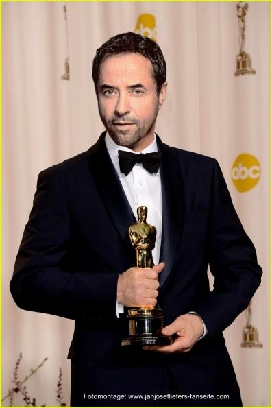 Bleib einfach auf der Erfolgsspur, da fährst Du super. Und so ein Oscar stände Dir schon gut. ;)