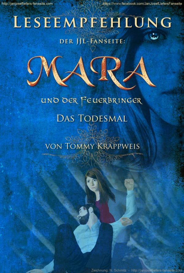 Plakat Mara und der Feuerbringer Band II