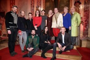 """Am 29.1. ist Radio Doria zu Gast in Österreich - """"Wir sind Kaiser"""", ein vergnüglicher Schwachsinn, der bei den Fans gut ankommt."""