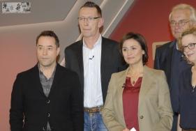 Jan ist Gast in der Talk-Sendung 'Maischberger' präsentiert sich als der Ruhepol mit Herz und Verstand zwischen den sich echauffierenden Politikern und Politikberatern.
