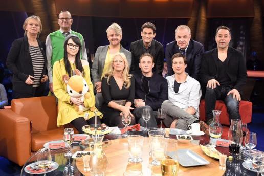 (2016) Foto: NDR Talk Show auf facebook