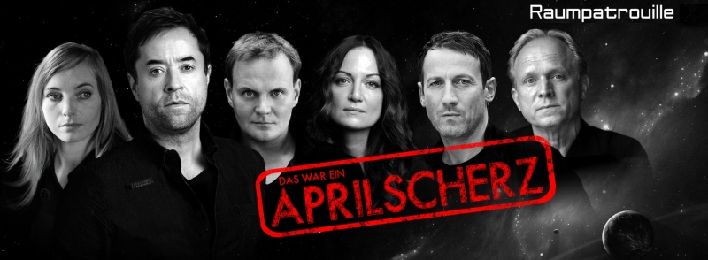 Aprilscherz Orion