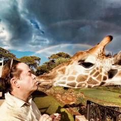 Neidisch schauten wir im Februar auf Jans traumhaften Afrika-Urlaub. Foto: Jan auf Instagram
