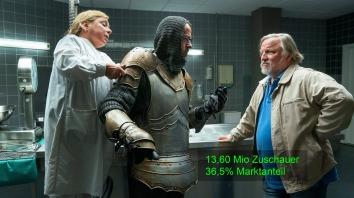 """Nur fünf Wochen später wurde mit """"Es lebe der König"""" der quotenstärkste Tatort der letzten Jahre ausgestrahlt. Foto: © WDR/Thomas Kost"""
