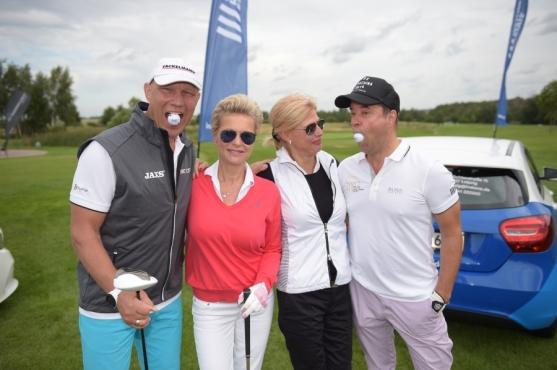19.8.: Rekorderlös beim diesjährigen GRK Golf Charity Masters: 2,5 Millionen Euro wurden gespendet. Foto: GRK