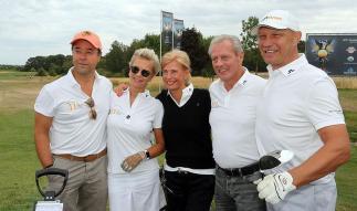 Auch beim GRK Charity Masters wurde wieder für den guten Zweck gegolft. Foto: André Kempner