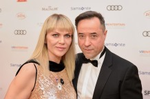 Anna und Jan beim Deutschen Filmball. Foto: © Andreas Taubert - Deutscher Filmball https: //media.deutscherfilmball.de/uploads/2019/01/Roter-Teppich-ANDREASTAUBERT.com-NEU-05161.jpg