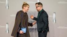Und bald darauf beim Deutschen Fernsehpreis... Foto: © WDR/Herby Sachs/Max Kohr