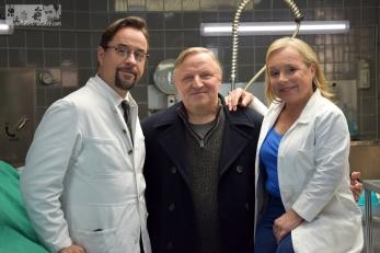"Pressefototermin beim Tatort ""Lakritz"" :D"